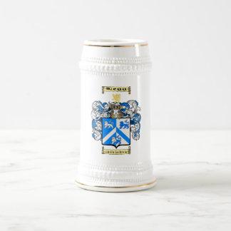 Legg Beer Stein