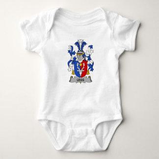 Legg Family Crest Infant Creeper