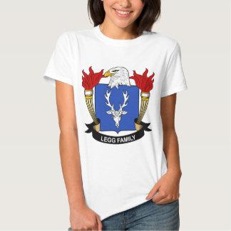 Legg Family Crest T-shirt