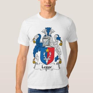 Legge Family Crest Shirt