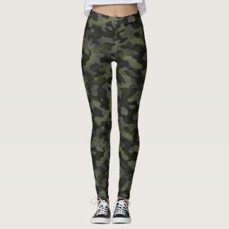Legging Pattern Camouflage
