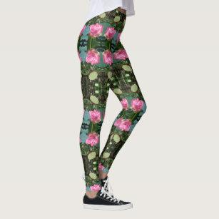 Pink Lotus Yoga Clothing Zazzle