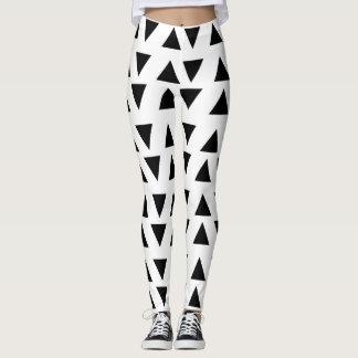 Leggings Abstrait Triangles
