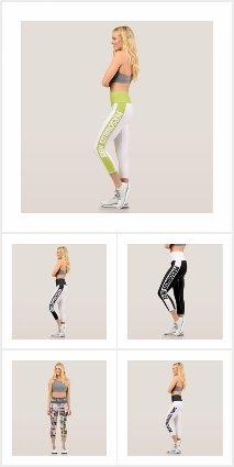 Leggings - All Over Print