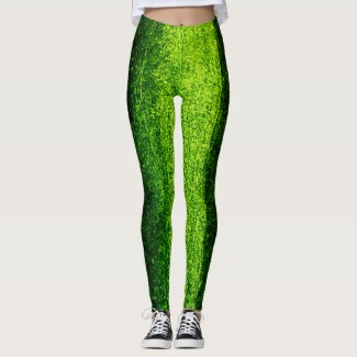 Leggings Liquid Green