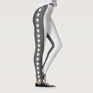 Leggings Star Stripe
