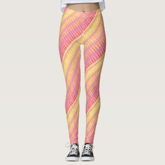 Leggings Tropical Full