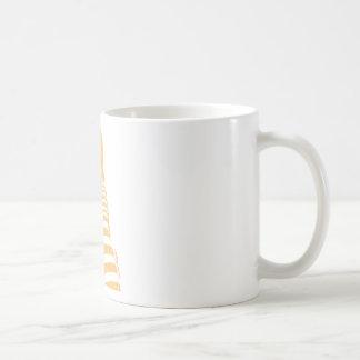 Leggy Blonde Classic White Coffee Mug
