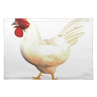 Leghorn Rooster Placemat