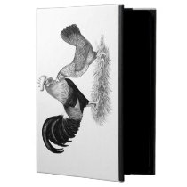 Leghorns Production Brown Chickens Case For iPad Air
