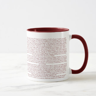Legion 22d3, This storied Legion (and its twin,... Mug