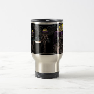 Legion Angel Steel Mug