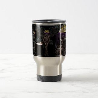 Legion Angel Steel Mug