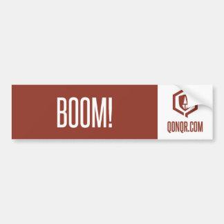 Legion Boom Bumper Sticker