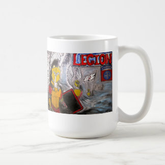 Legion Color Coffee Mug