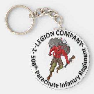 Legion Company Key Chain