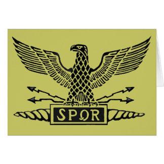 Legion Eagle Card