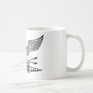 Legion Eagle Classic White Coffee Mug