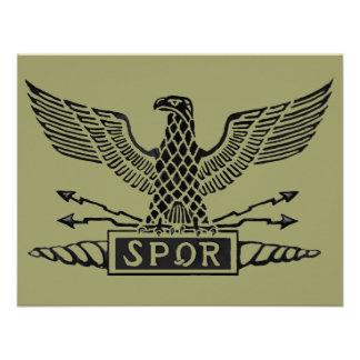 Legión Eagle Invitacion Personal