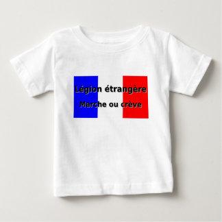 Legion etrangere - Marche ou creve Baby T-Shirt