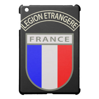 Legion Etrangere Shoulder Patch 1 iPad Mini Covers
