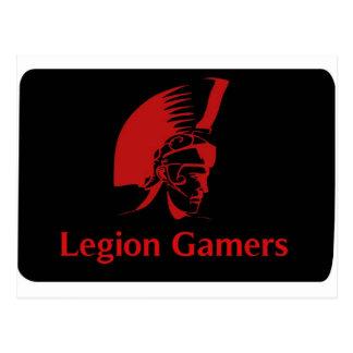 Legion Gamers Postcard