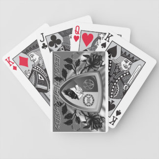 Legion HQ Playing Cards Morgana Darkgoddess