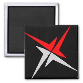 Legion Logo Products 2 Inch Square Magnet