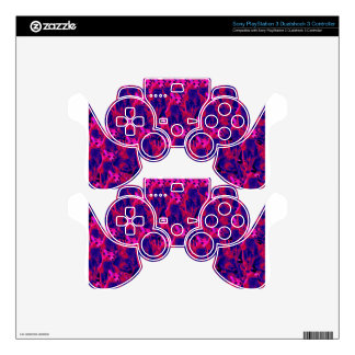 legion of cats PS3 controller skin