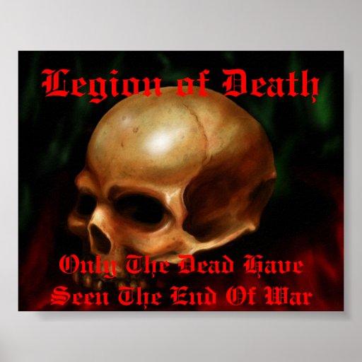 Legion of Death Poster
