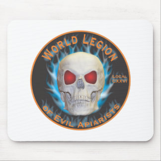 Legion of Evil Apiarists Mouse Pad