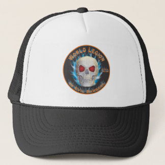 Legion of Evil Barbers Trucker Hat