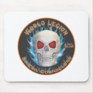 Legion of Evil Counselors Mouse Pad