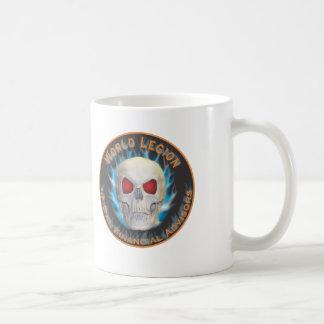 Legion of Evil Financial Advisors Classic White Coffee Mug