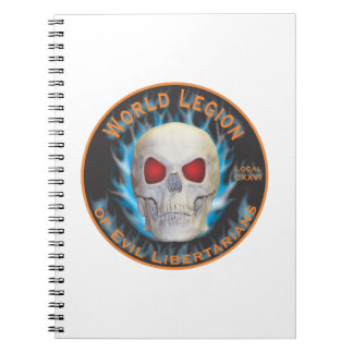 Legion of Evil Libertarians Notebook