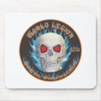 Legion of Evil Pharmacists Mouse Pad