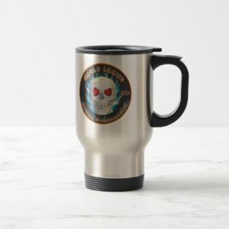 Legion of Evil Pharmacists 15 Oz Stainless Steel Travel Mug