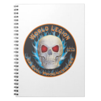 Legion of Evil Progressives Notebook