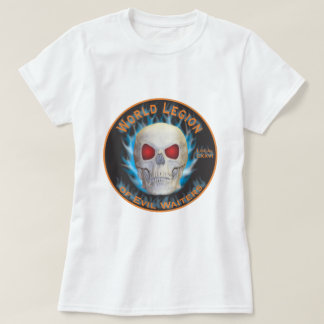 Legion of Evil Waiters T-Shirt