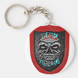 Legion of Villains Keychains