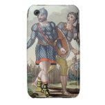 Legionaries, from 'L'Antica Roma', 1825 (colour li Case-Mate iPhone 3 Case