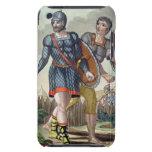 Legionaries, from 'L'Antica Roma', 1825 (colour li iPod Touch Case