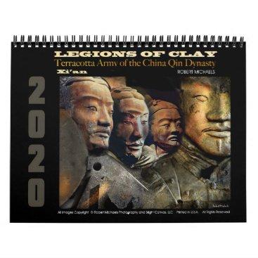 LEGIONS OF CLAY - 2020  Wall Calendar