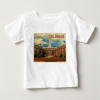 Legislative Hall Delaware Baby T-Shirt