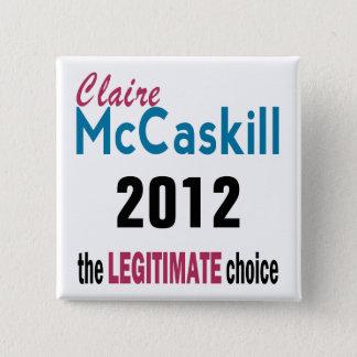 Legitimate Choice Button