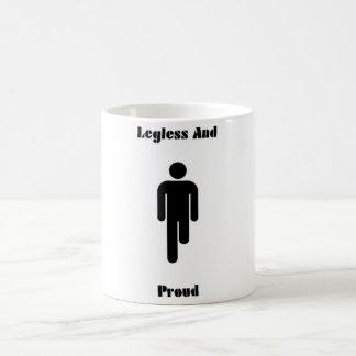 Legless And Proud Mug 2