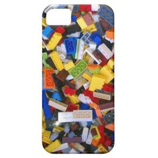Lego Blocks Cover iPhone 5 Case
