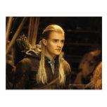 Legolas Candid Post Card