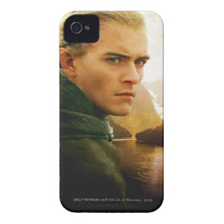 LEGOLAS GREENLEAF™ 3/4 Profile iPhone 4 Case