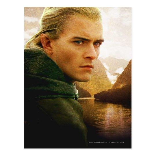LEGOLAS GREENLEAF™ 3/4 Profile Postcard